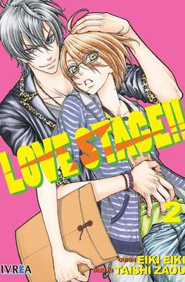 Love Stage!! (Rústica con sobrecubierta) #2