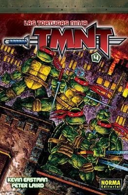 TMNT. Las Tortugas Ninja (Rústica) #4