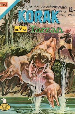 Korak, el hijo de Tarzán (Grapa 36 pp) #50