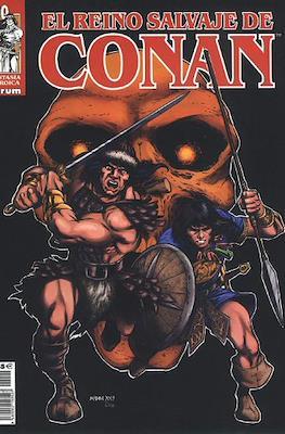 El Reino Salvaje de Conan (Grapa 48-80 pp) #20