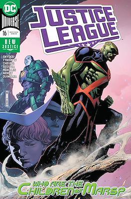 Justice League Vol. 4 (2018- ) #16