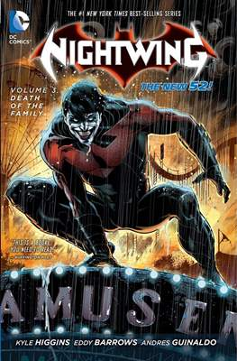 Nightwing Vol. 3 (2011) (Softcover) #3