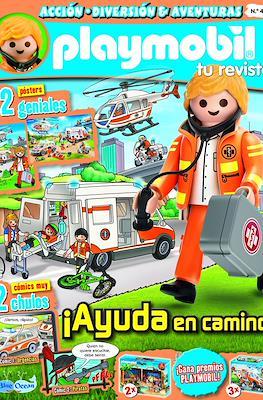 Playmobil (Grapa, 36 páginas, color) #43