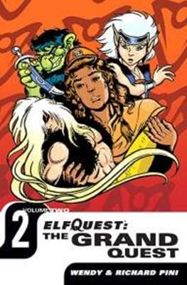 ElfQuest: The Grand Quest (Softcover) #2