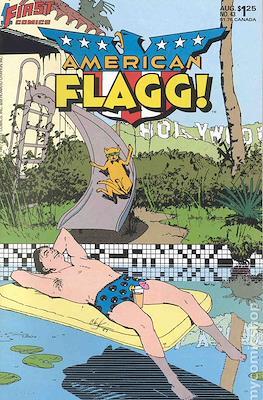 American Flagg! (Comic book) #43