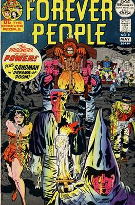 The Forever People (Comic Book) #8
