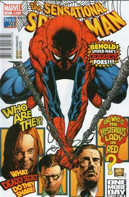 The Amazing Spider-Man: One More Day (Grapa) #3