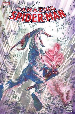 The Amazing Spider-Man Vol. 4 (2015-2018) #14