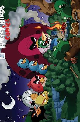 Angry Birds Comics (2016) (Grapa) #10