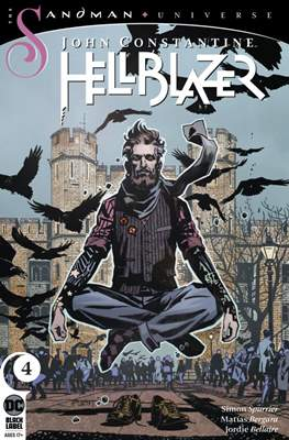 The Sandman Universe: John Constantine Hellblazer (Comic Book) #4