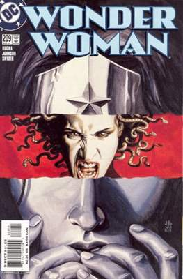 Wonder Woman Vol. 2 (1987-2006) (Comic Book) #209