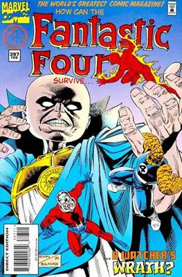 Fantastic Four Vol. 1 (1961-1996) (saddle-stitched) #397