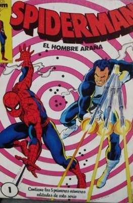 Spiderman Vol. 1 El Hombre Araña/ Espectacular Spiderman (Rustica retapado 180 pp 1ª Etapa) #1