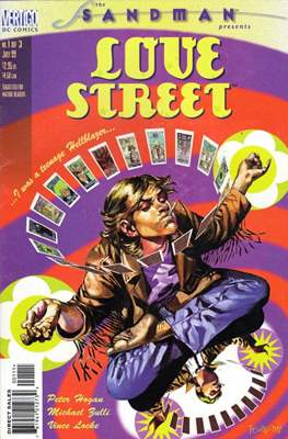 The Sandman Presents: Love Street (grapa) #1