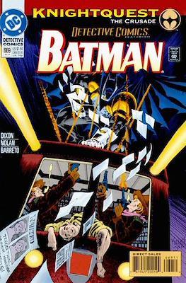 Detective Comics Vol. 1 (1937-2011; 2016-) (Comic Book) #669