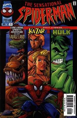 The Sensational Spider-Man (1996-1998) (Comic Book) #15