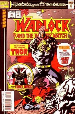 Warlock and the Infinity Watch (Comic-Book) #23