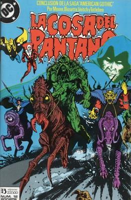 La Cosa del Pantano (1989) #12