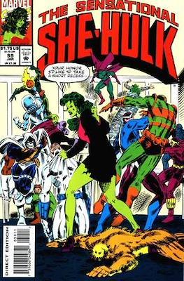 Sensational She-Hulk (1989-1994) (Grapa) #59
