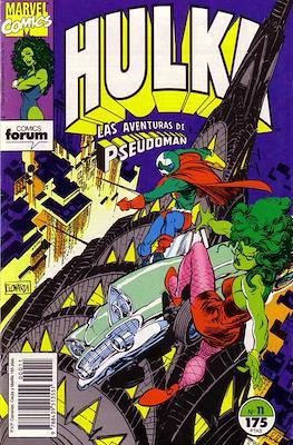 Hulka vol. 1 (1990-1992) (Grapa 32 páginas) #11