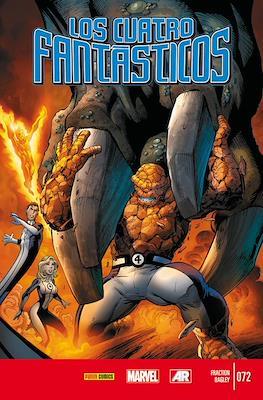 Los 4 Fantásticos / Los Cuatro Fantásticos Vol. 7 (2008-) (Grapa 24-48 pp) #72