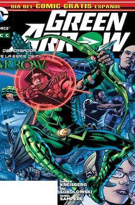 Green Arrow. Día del Cómic Gratis Español 2015