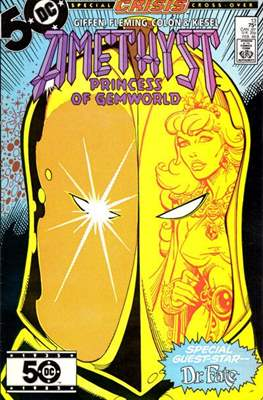 Amethyst, Princess of Gemworld Vol 2 (Comic Book) #13