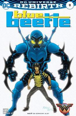 Blue Beetle Vol. 10 (Grapa) #9