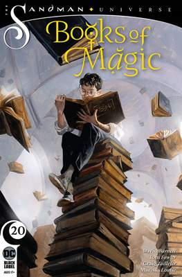Books of Magic Vol. 2 (2018-) (Comic Book) #20