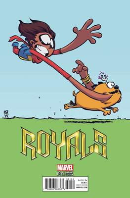 Royals (Variant Covers) #1.4