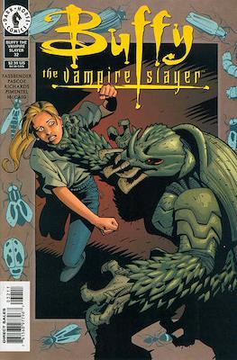 Buffy the Vampire Slayer (1998-2003) (saddle-stitched) #32