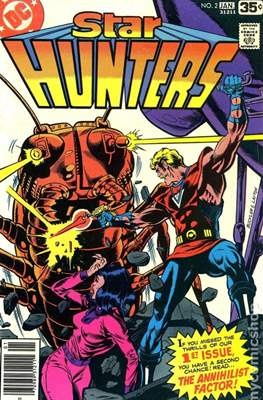 Star Hunters Vol 1 (Grapa) #2