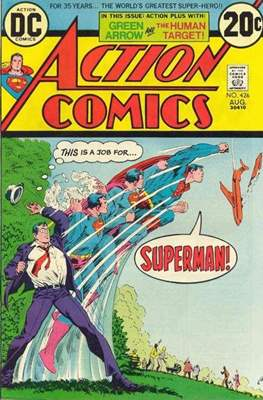 Action Comics Vol. 1 (1938-2011; 2016-) (Comic Book) #426