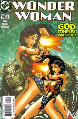 Wonder Woman Vol. 2 (1987-2006) (Comic Book) #163