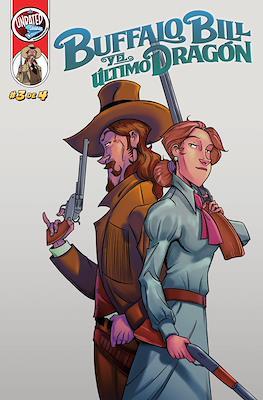 Buffalo Bill y el último dragón (Grapa 32 pp) #3