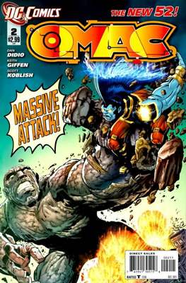 O.M.A.C. Vol 4 (Comic Book) #2