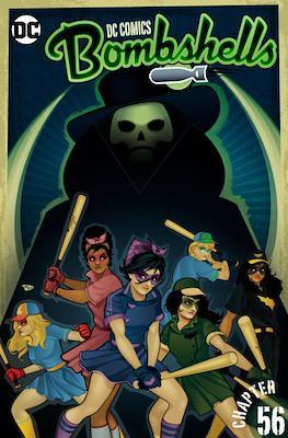 DC Comics: Bombshells #56