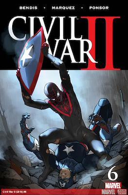Civil War II (Comic-book) #6