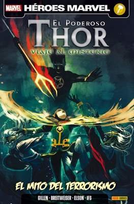 El Poderoso Thor: Viaje al misterio (2012-2014) (Rústica 136-224 pp) #2
