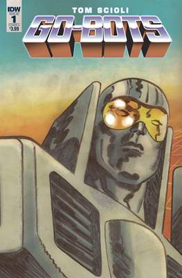 Go-Bots (Comic Book) #1
