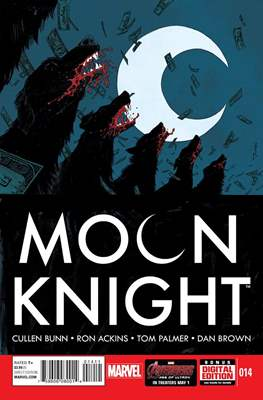 Moon Knight Vol. 5 (2014-2015) #14