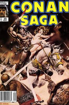 Conan Saga (Comic-book) #29