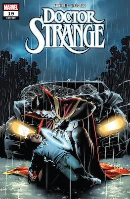 Doctor Strange (Vol. 5 2018-) (Comic book) #19