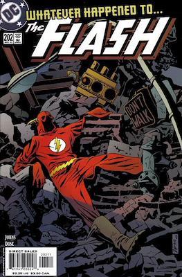 The Flash Vol. 2 (1987-2006) (Comic Book) #202