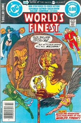 World's Finest Comics (1941-1986) #277