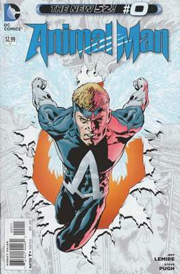Animal Man Vol. 2 (2011-2014)