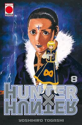 Hunter x Hunter (Rústica) #8