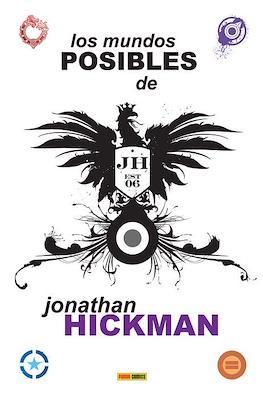 Los mundos posibles de Jonathan Hickman (Cartoné 592 pp)