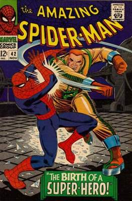 The Amazing Spider-Man Vol. 1 (1963-2007) (Comic-book) #42