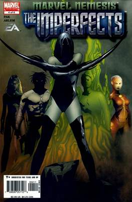 Marvel Nemesis: The Imperfects (Grapa) #4